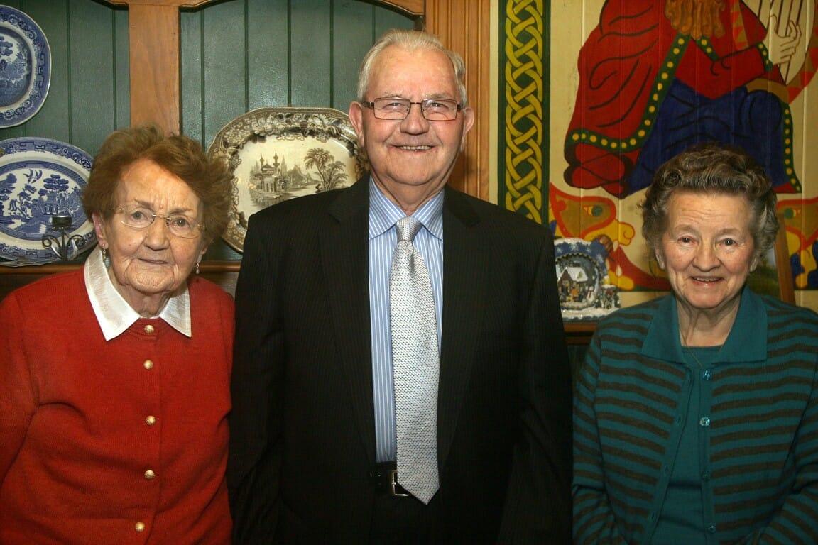 Corrandulla Senior Citizens Party.10